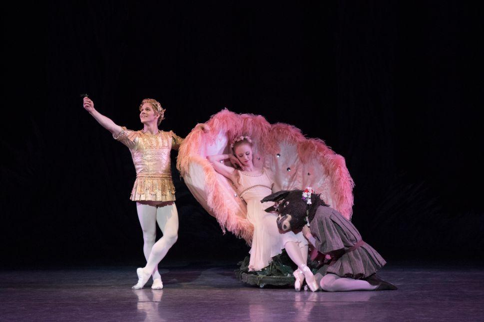 Balanchine's 'Dream' Is as Fresh as Ever