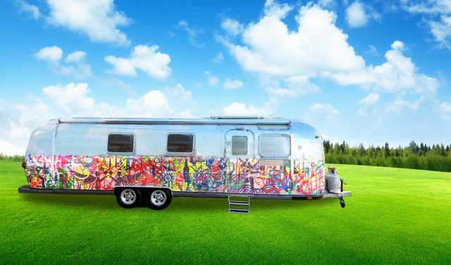 An Airstream Trailer Filled With Artist-Designed Home Goods Heads for the Hamptons