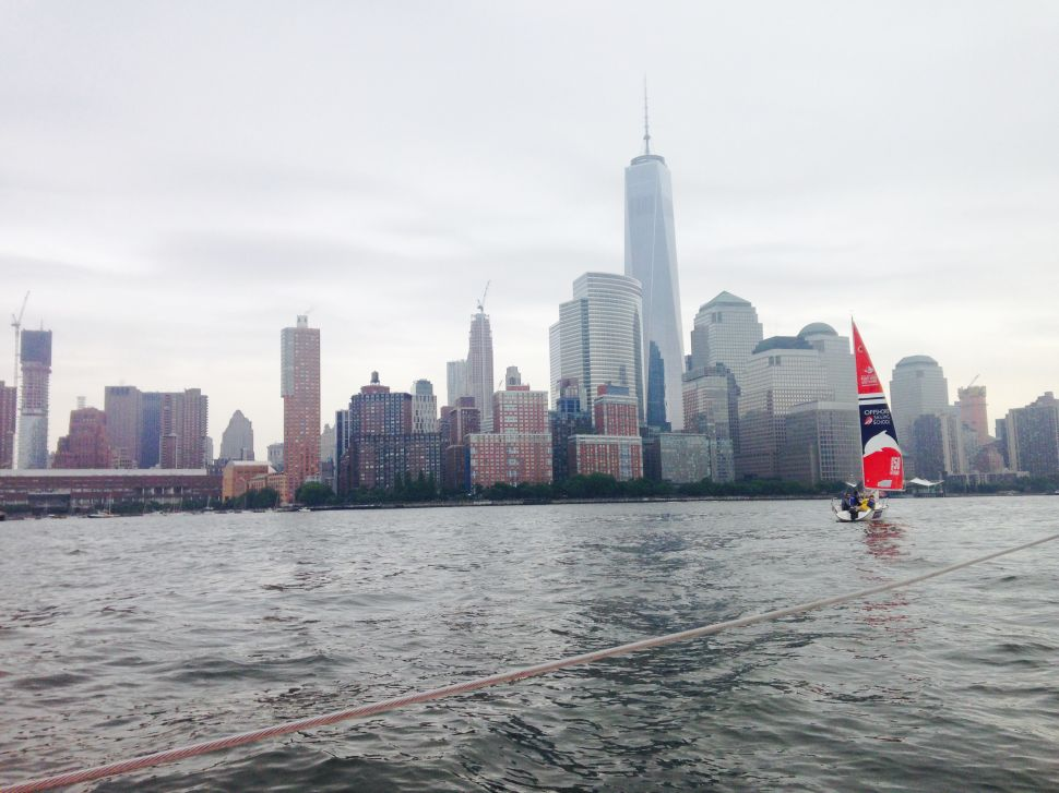 Is Sailing the City's Latest Summer Sport?