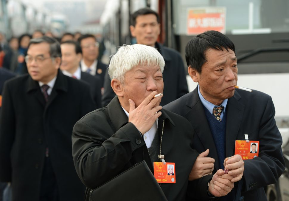 Beijing Takes Extreme Measures to Ban Smoking, Should NYC Do the Same?