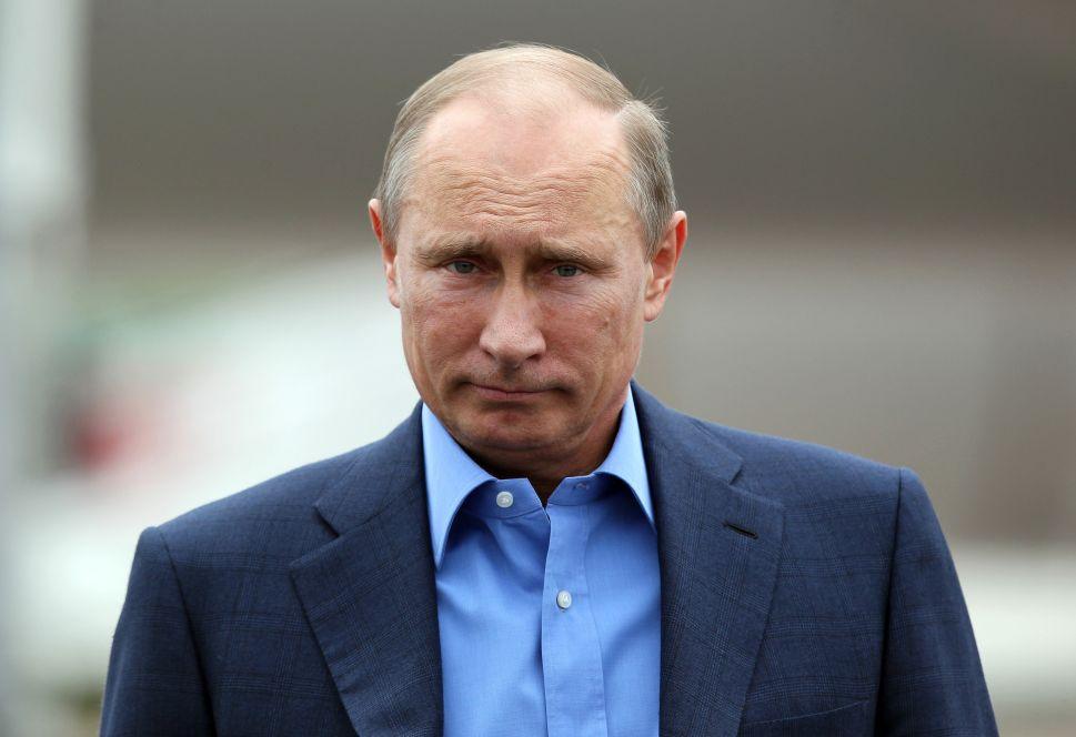 Putin's Playing Chess; We're Playing Poker