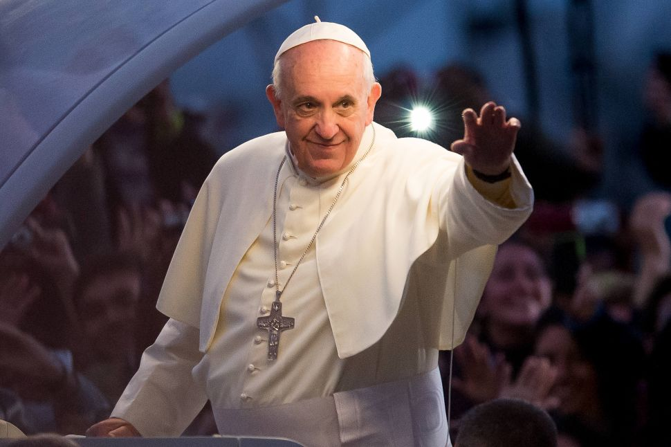 Pope Francis Boosts Obama, Clinton, Kerry and Gore on Climate Change