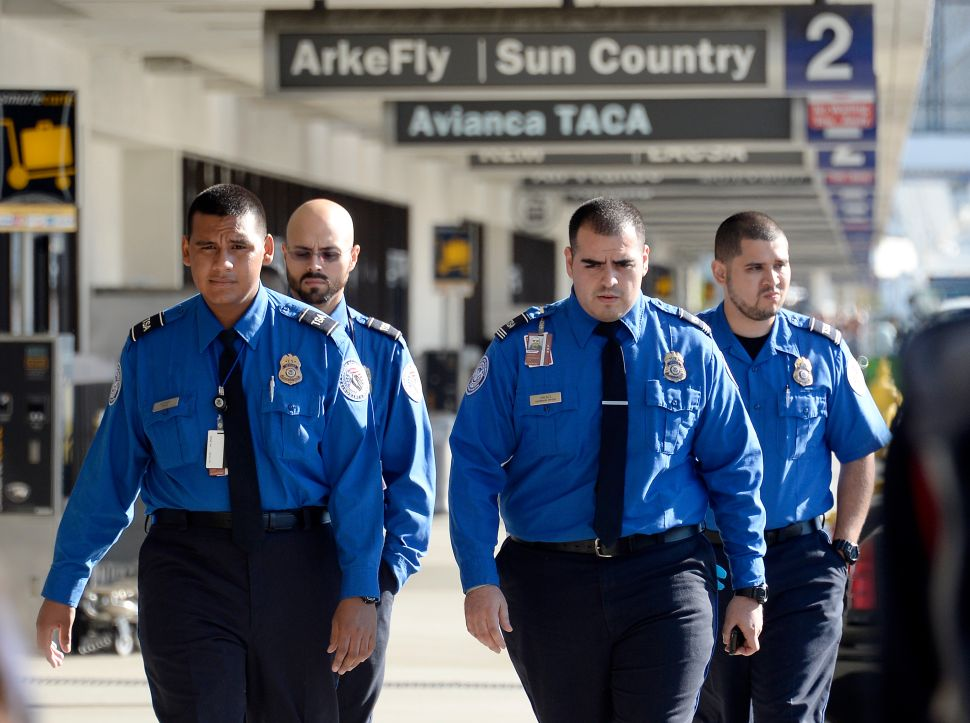 The Incompetence of the TSA: It's Time to Start Over
