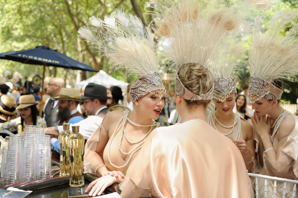 Channel Your Inner Flapper at the Jazz Age Lawn Party