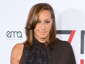 NEW YORK, NY - SEPTEMBER 23: Designer Donna Karan attends the F4D First Ladies Luncheon at The Pierre Hotel on September 23, 2014 in New York City. (Photo by Noam Galai/WireImage)