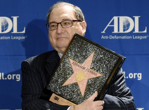 ADL Chief Abe Foxman Becomes Full-Time Obama Apologist