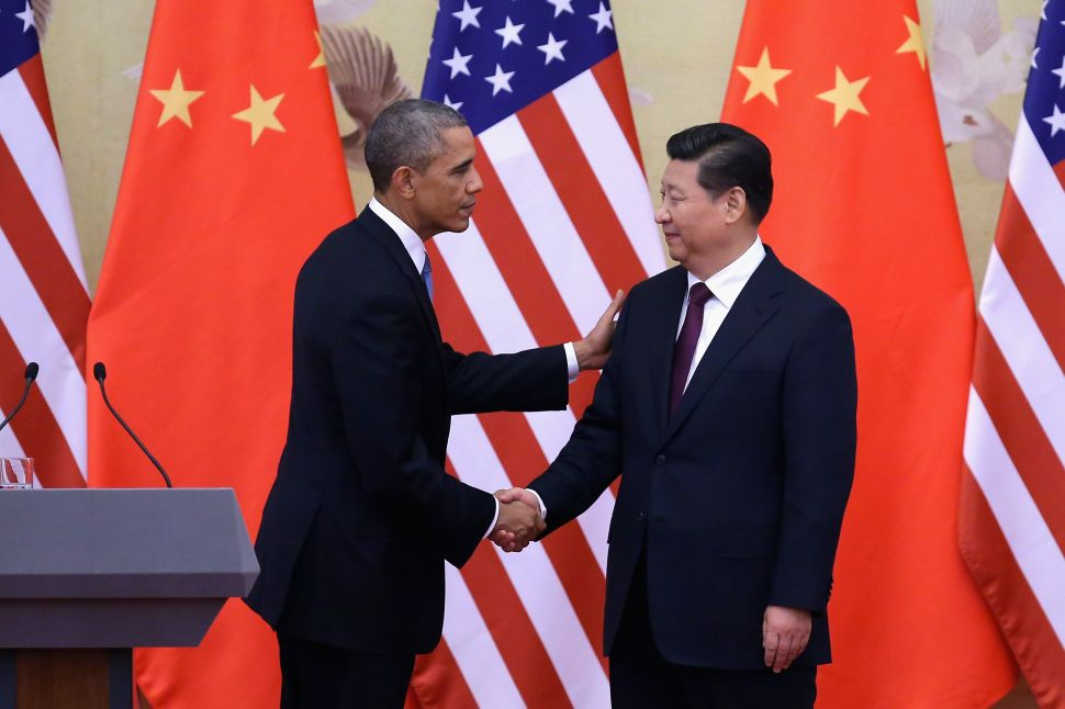 Obama Got China Right—But It's Too Late