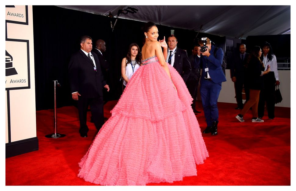 Rihanna and Giambattista Valli Both Release Wearable Collaborations