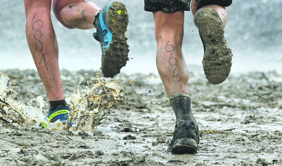 The Race for a Cure Mud Run Is the Only Muddy Run Worth Endorsing