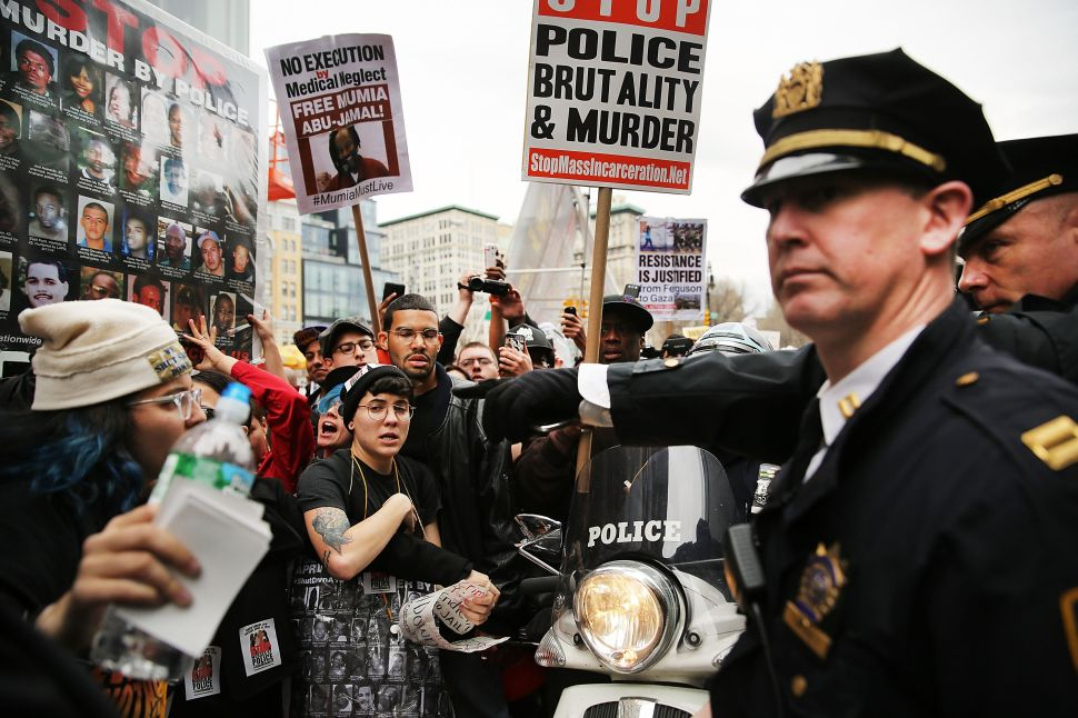 Activists Blast Mayor and Speaker for Adding 1,300 NYPD Officers