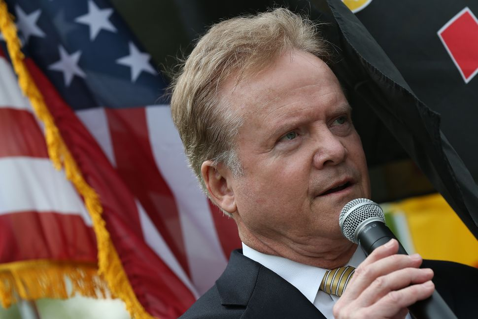 Why Jim Webb Is the Most Interesting Candidate in the Democratic Primary