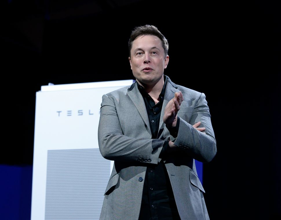 How Elon Musk Is Nailing That Whole Superhero Thing