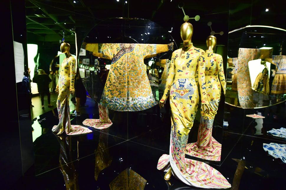 The Met Extends Popular 'China' Fashion Exhibit Through Labor Day