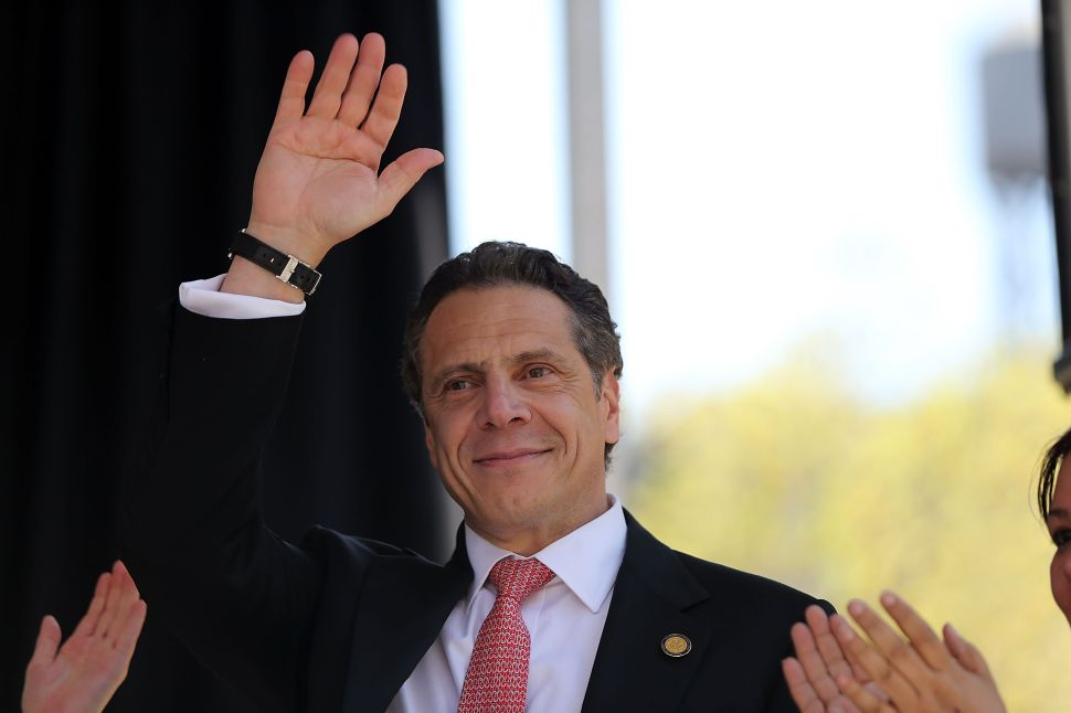 Cuomo's Campus Sexual Assault Bill to Become a Law