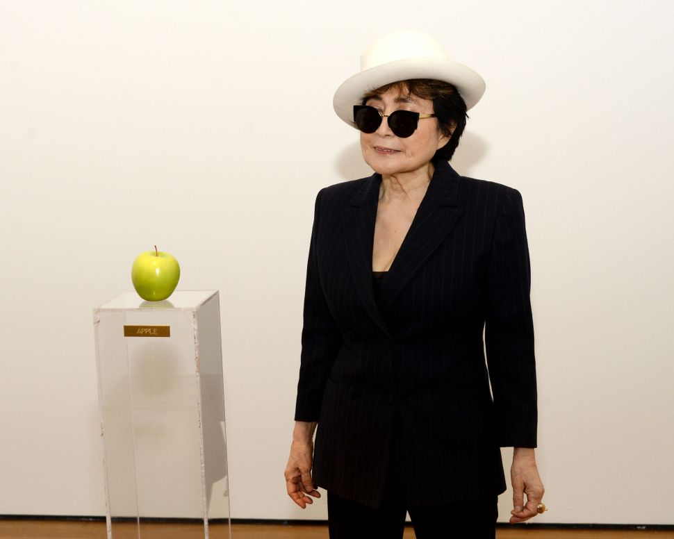 Review: Yoko Ono, Artist?: A Reputation in Flux at MoMA