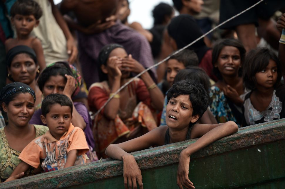 Why Activists Ignore Crimes Against the Rohingya Minority in Myanmar