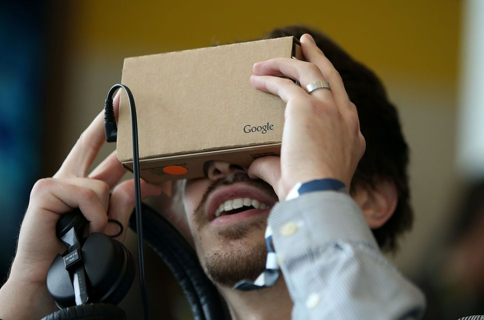 A YouTube for Virtual Reality Offers Stuff to Watch on Your Google Cardboard