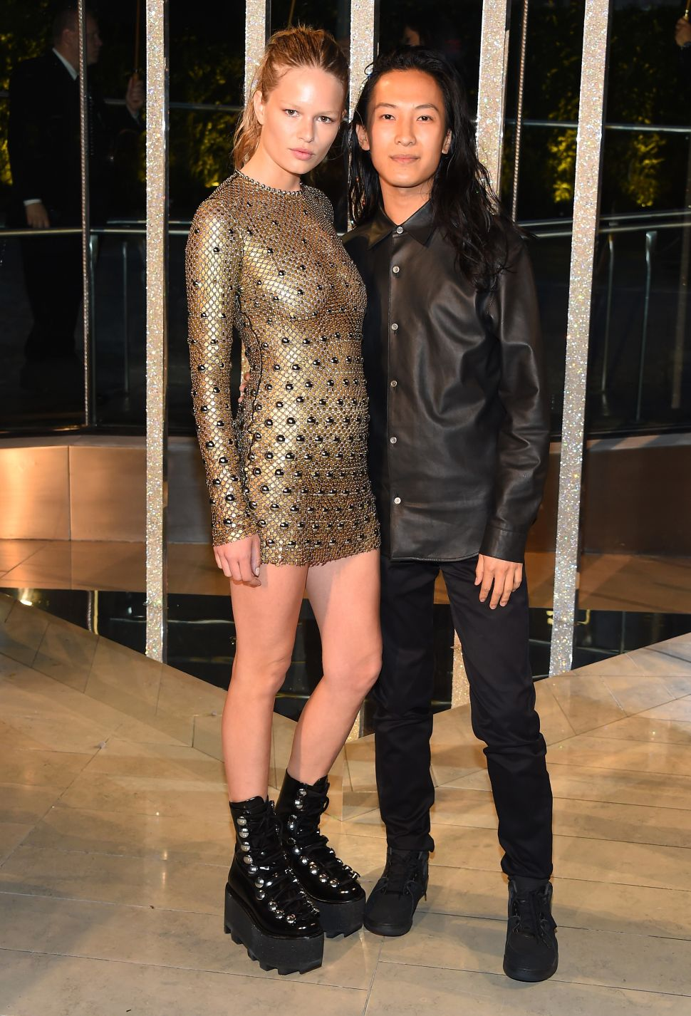 The Best Dressed Dates at the 2015 CFDA Awards