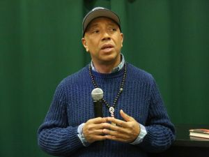 Hip hop mogul Russell Simmons. (Photo: Rob Kim/Getty Images)