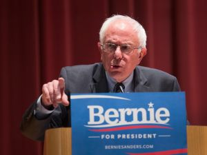 Democratic Presidential candidate Bernie Sanders. (Photo: Scott Olson/Getty Images)