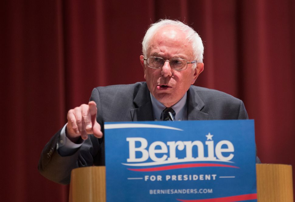 Can Bernie Sanders Appear on the Democratic Primary Ballot in New York?
