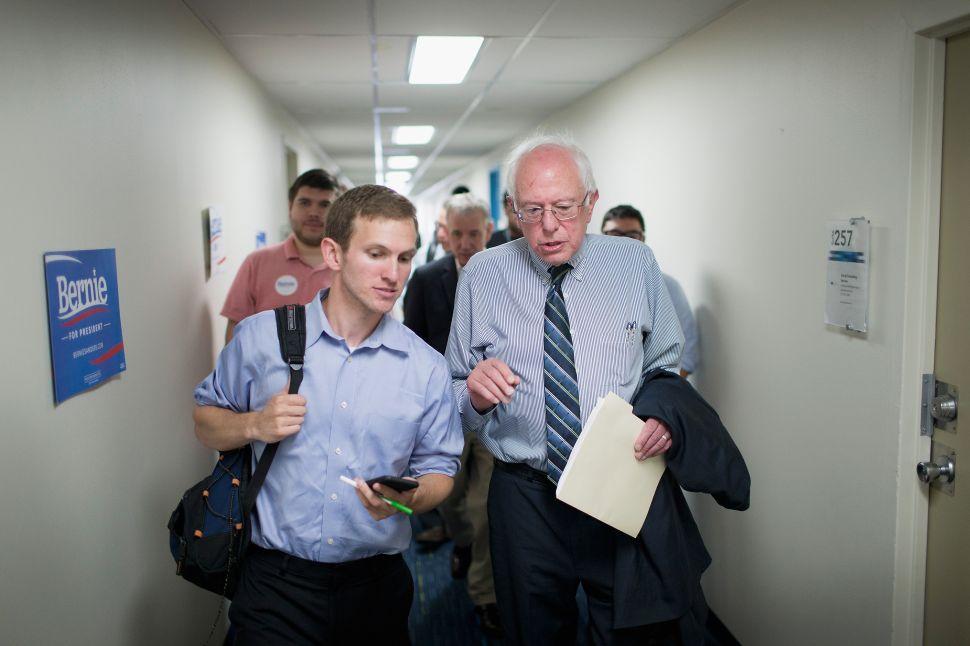 Bernie and the Millennials