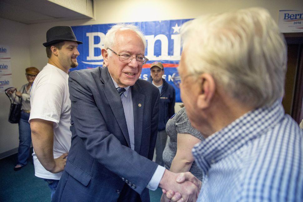 Bernie Sanders Can Win the Iowa Caucus