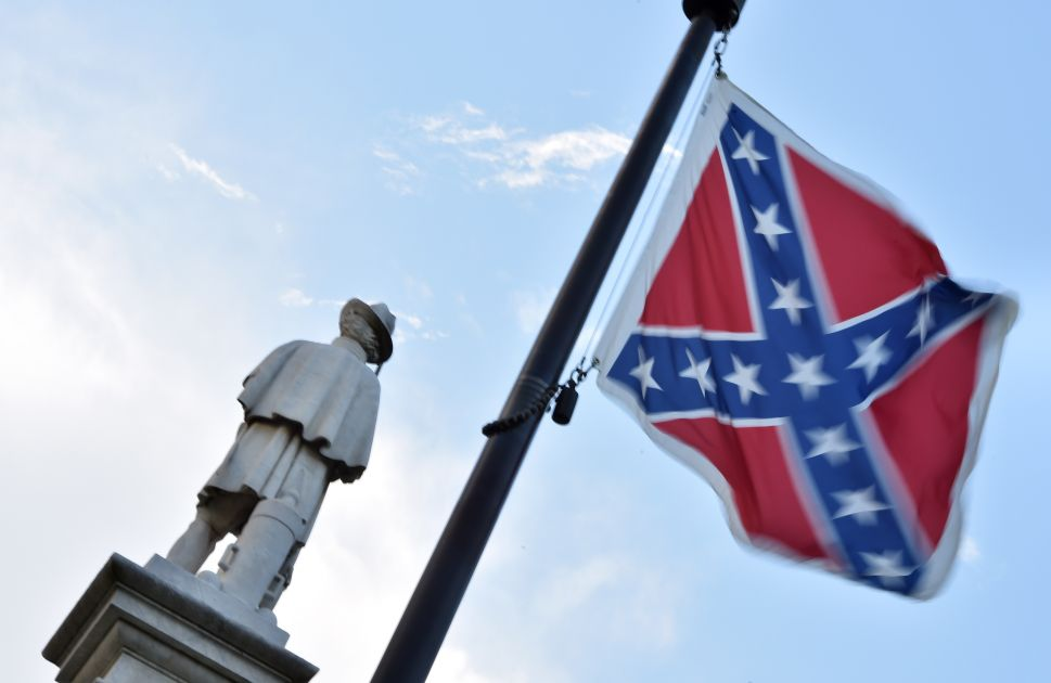 Let the Confederacy Finally Die