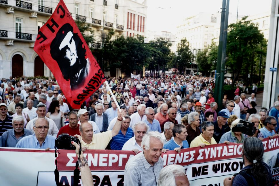 Why The American Left Roots For A Greek Default