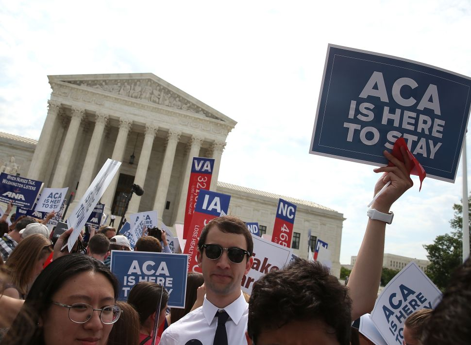The Supreme Court Obamacare RX Leaves Doctors and Patients Confused