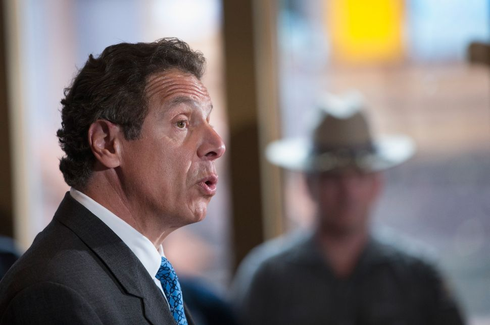 Cuomo Vows to 'Learn From' Claims of Corruption in His Economic Development Programs