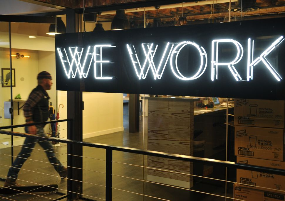 WeWork Cleaners, Making Less Than Half Their Union Counterparts, Push for a Raise