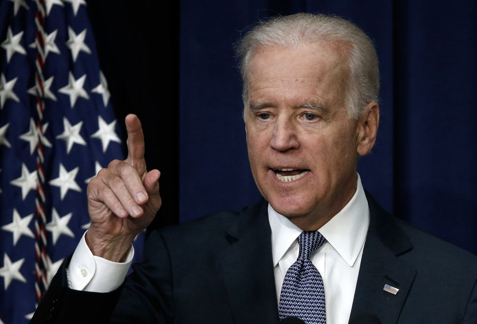 Cuomo: 'All Democrats Would Be in a Bind' if Biden Enters 2016 Race