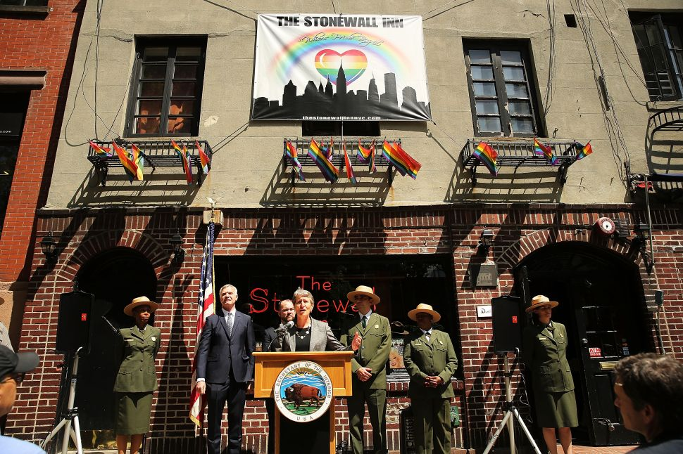 Stonewall Inn Is a Step Closer to Becoming a Landmark