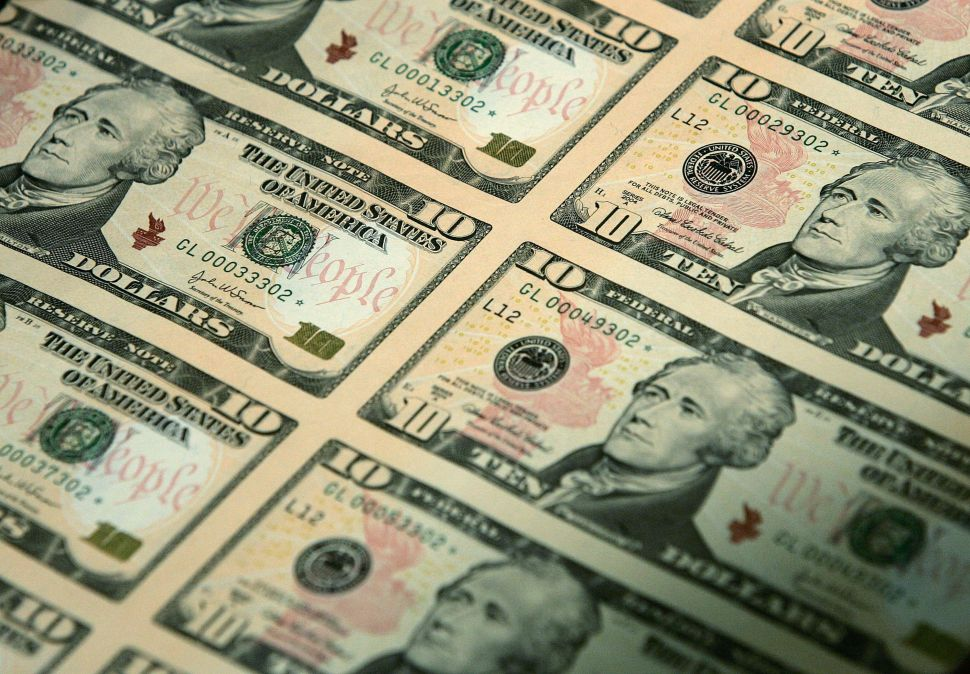 New Face on the $10 Bill Will Belong to a Woman