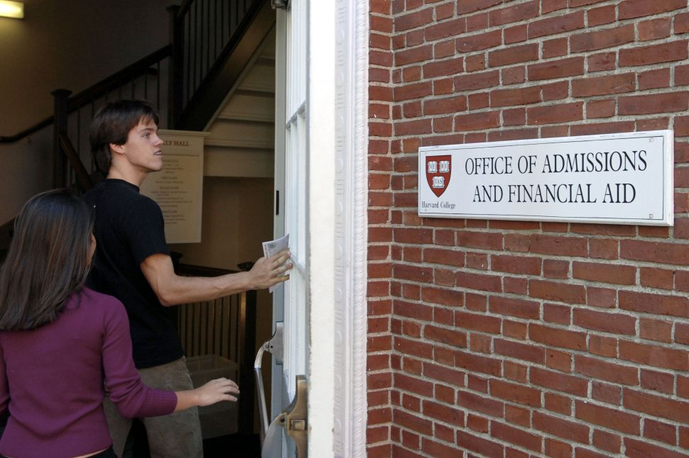 Asian-Americans Are Indeed Getting Screwed by Harvard (But Not How They Think)