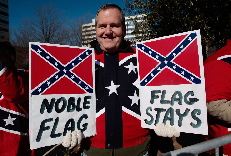 It's Time to Burn the Confederate Flag