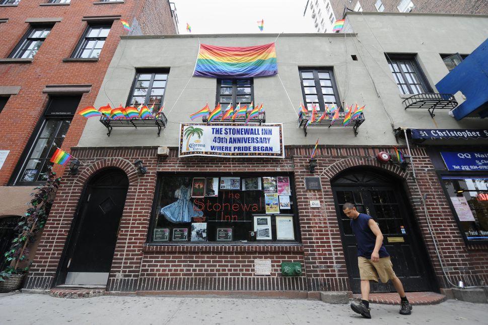 Stonewall Inn: Finally, Officially, a Landmark