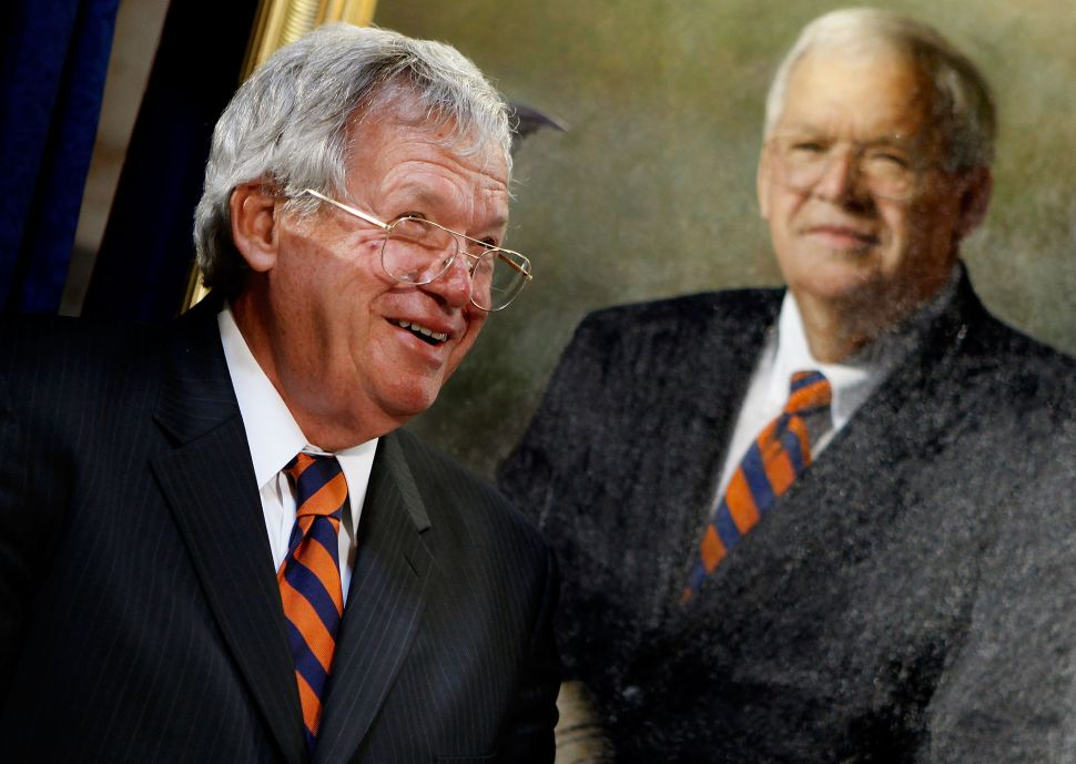 As a Hastert-Loathing Liberal, I'm Still Wondering 'Where's the Crime Here?'