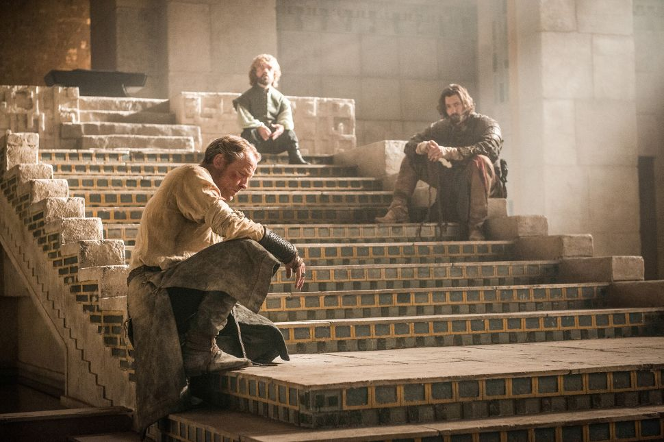 'Game of Thrones' Season 5 Finale: Who Watches the Night's Watch?