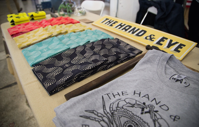 The Hand & Eye: For Stories on Maker Culture