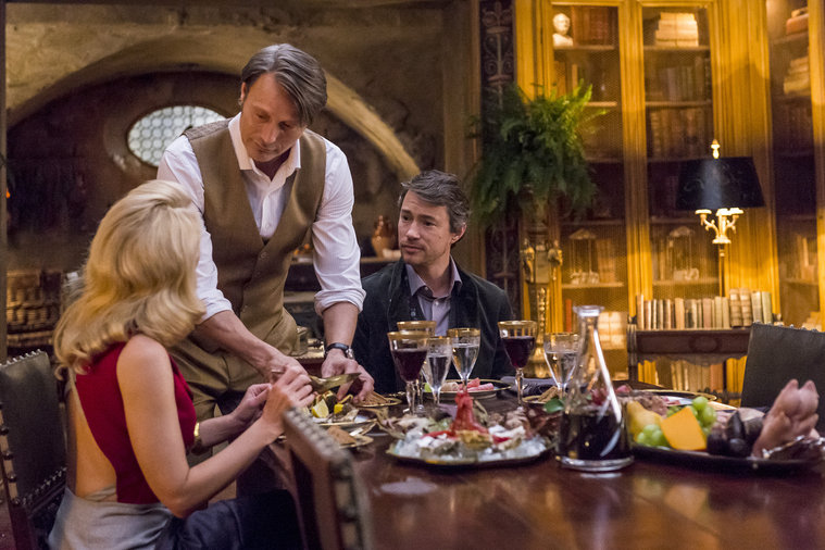 'Hannibal' EP Bryan Fuller Talks Creating a Complicated Cannibal Love Story