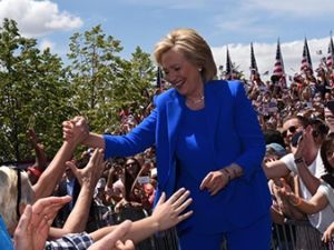 In her latest bit of digital dominance, Hillary Clinton is letting the American public annotate her campaign kickoff speech on Genius. (Twitter)