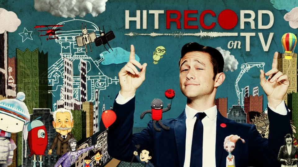 Joseph Gordon-Levitt on Why 'HitRECord ON TV' Is 'Bizarre and F*cking Awesome'