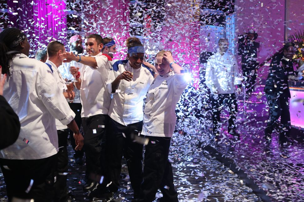'Hell's Kitchen' Season 14 Finale: All Over But the Fryin'