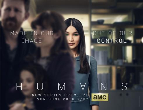 AMC's Creepy Thriller 'Humans' Uniquely Explores Man vs. Machine