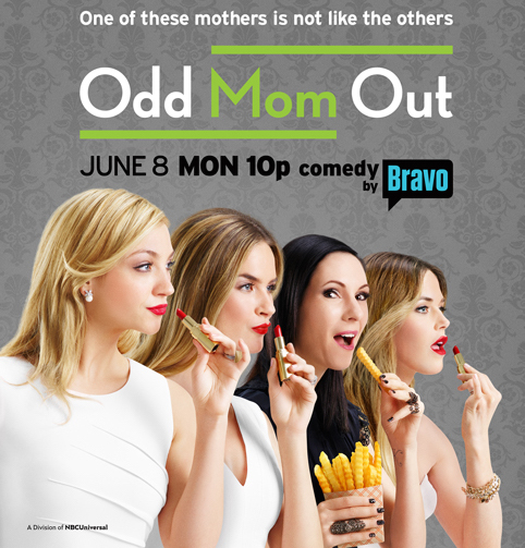 Bravo Introduces Its Second Scripted Series, 'Odd Mom Out'