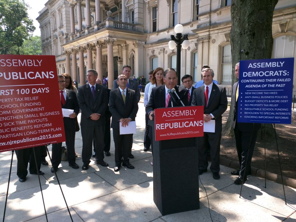 Assembly Republicans are undeterred by relatively uncompetitive election year