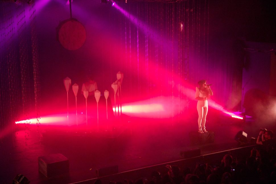 An Evolved Purity Ring Enraptures Terminal 5