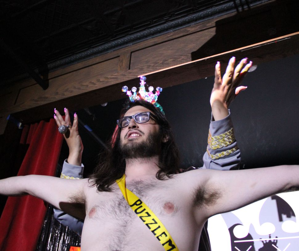 Big Dreams on View at Brooklyn's Small Penis Pageant